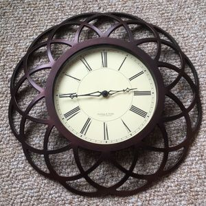 Wall Art Wall Clock Poshmark